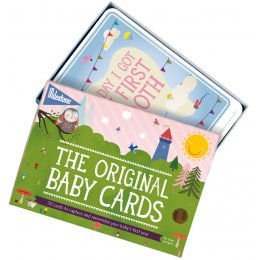 Milestone Baby Cards Set