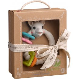 So Pure Sophie La Girafe Multi-Textured Teether