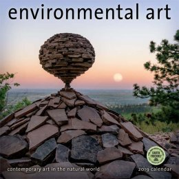 Environmental Art 2019 Wall Calendar