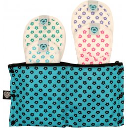 Bloom & Nora Reusable Sanitary Pad Mixed Size Trial Pack - Nora