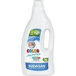 Sodasan Sensitive Laundry Liquid - 1.5L