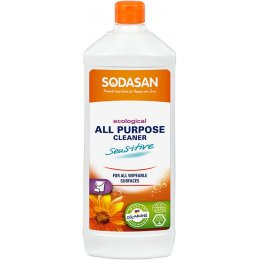 Sodasan All Purpose Cleaner - 1L