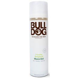 Bulldog Original Foaming Shave Gel - 200ml