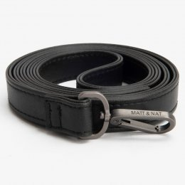 Matt & Nat Vegan Noa Dog Lead - Black