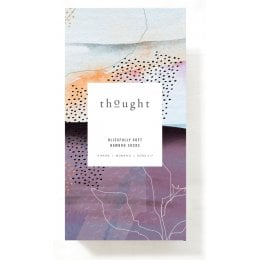 Thought Birds Bamboo Sock Gift Box