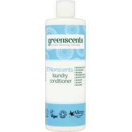 Greenscents Fabric Conditioner - Unscented - 400ml