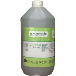 Greenscents Floor Soap Herbal 5L
