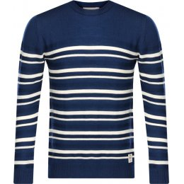 Komodo Cole Knit Jumper - Navy