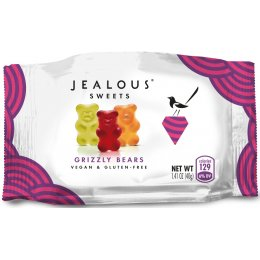 Jealous Sweets Vegan Grizzly Bears - 40g