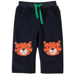 Frugi Cord Patch Tiger Trousers