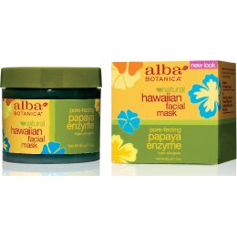 Alba Botanica Papaya Enzyme Facial Mask - 85g