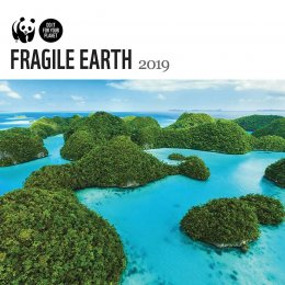 WWF Fragile Earth 2019 Wall Calendar