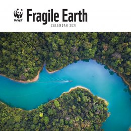 WWF Fragile Earth 2021 Wall Calendar