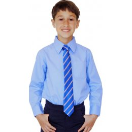 Blue Long Sleeve Shirt - 4yrs