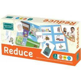 Reduce Educational Card Game