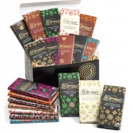 Divine Ultimate Chocolate Tasting Hamper