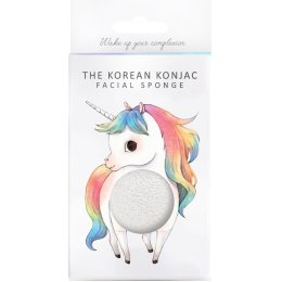 Natural Konjac Sponge with Hook - Mythical Unicorn