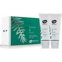 Green People Forest & Fruit Body Collection Gift Set - 200ml