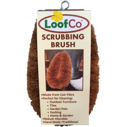 LoofCo Outdoor Scrubbing Brush
