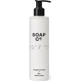 The Soap Co Fragrance Free Eco Hand Lotion - 300ml