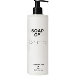 The Soap Co Fragrance Free Eco Body Lotion - 400ml