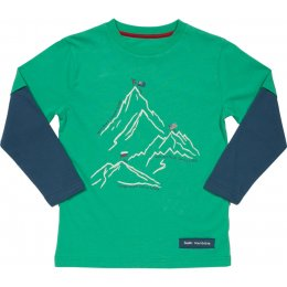 Kite Mountains T-shirt