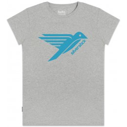 Silverstick Womens Logo Organic Cotton T-shirt