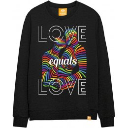 All Riot Love is Love Gender Neutral Sweatshirt