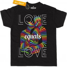 All Riot Love is Love Gender Neutral T-Shirt