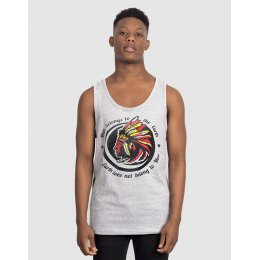All Riot Man Belongs to the Earth Tank Top