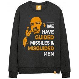 All Riot Martin Luther King Sweatshirt