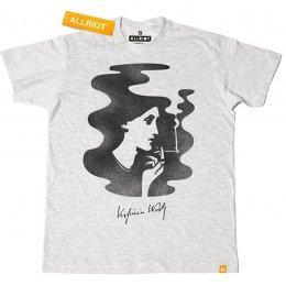 All Riot Virginia Woolf T-Shirt