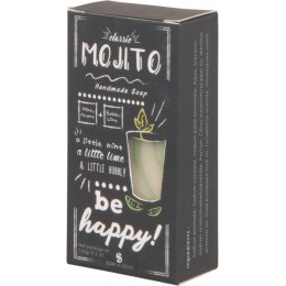 Handmade Mojito Cocktail Soap Bar - 120g