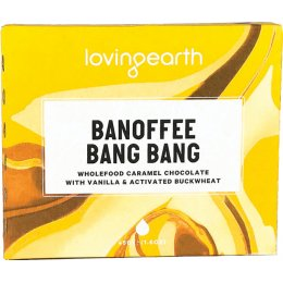 Loving Earth Banoffee Bang Bang Chocolate - 45g