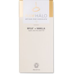Raw Halo Mylk & Vanilla Bar - 70g