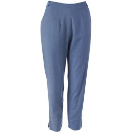 Nomads Narrow Leg Trousers - Atlantic