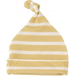Pigeon Organics Yellow Knotted Bonnet
