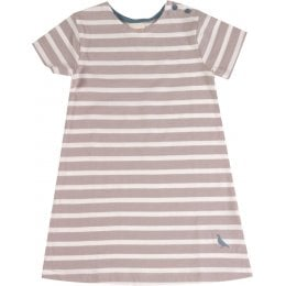 Pigeon Organics Taupe Breton Dress