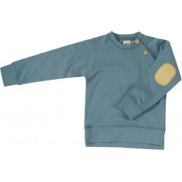 Pigeon Organics Adriatic Blue Summer Sweatshirt