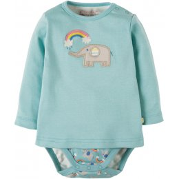 Frugi Poppet 2 in 1 Body Top