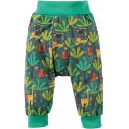 Frugi Jungle Safari Parsnip Pants