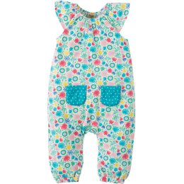 Frugi Jamboree Jungle Dory Gathered Playsuit