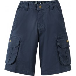 Frugi Navy Explorer Shorts