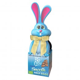 Plamil So Free Vegan Bunny Box with 1/2 Easter Eggs - 55g