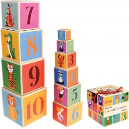 Colourful Creatures Stacking Box
