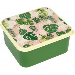 Tropical Palm BPA Free Lunch Box