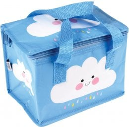 Recycled Lunch Bag - Happy Cloud