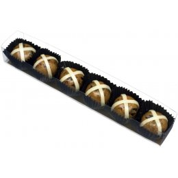 Shepcote Marzipan Hot Cross Buns Stick Pack - 65g