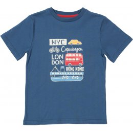 Kite City Travel T-Shirt