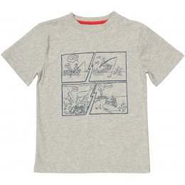 Kite Comic Book T-Shirt